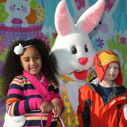 The West Jordan Easter Egg Hunt is March 31, 9 a.m., at the Utah Youth Soccer Complex, 7965 S. 4000 West, West Jordan, free, for children ages 2-15; please arrive early to check in and find correct field, includes special needs area