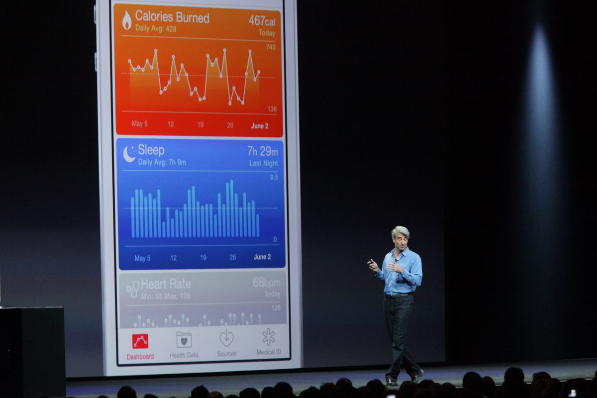 Apple Looks To Consolidate Health And Fitness Data With HealthKit