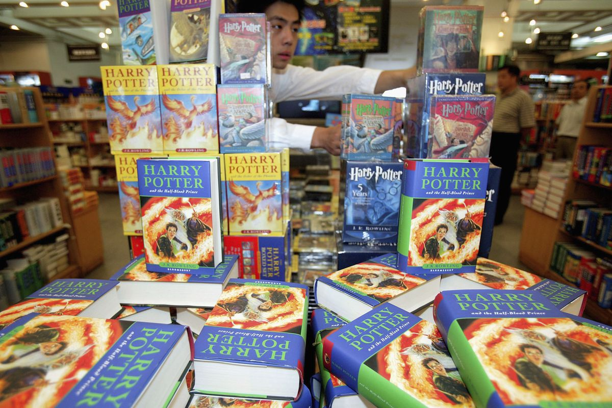 New Installment Of Harry Potter Released In China