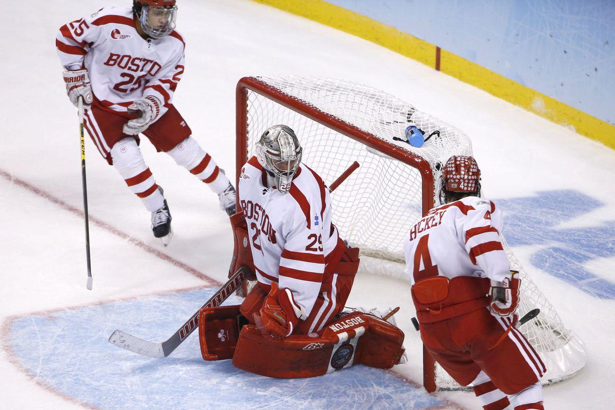 NCAA Hockey: Frozen Four-National Championship