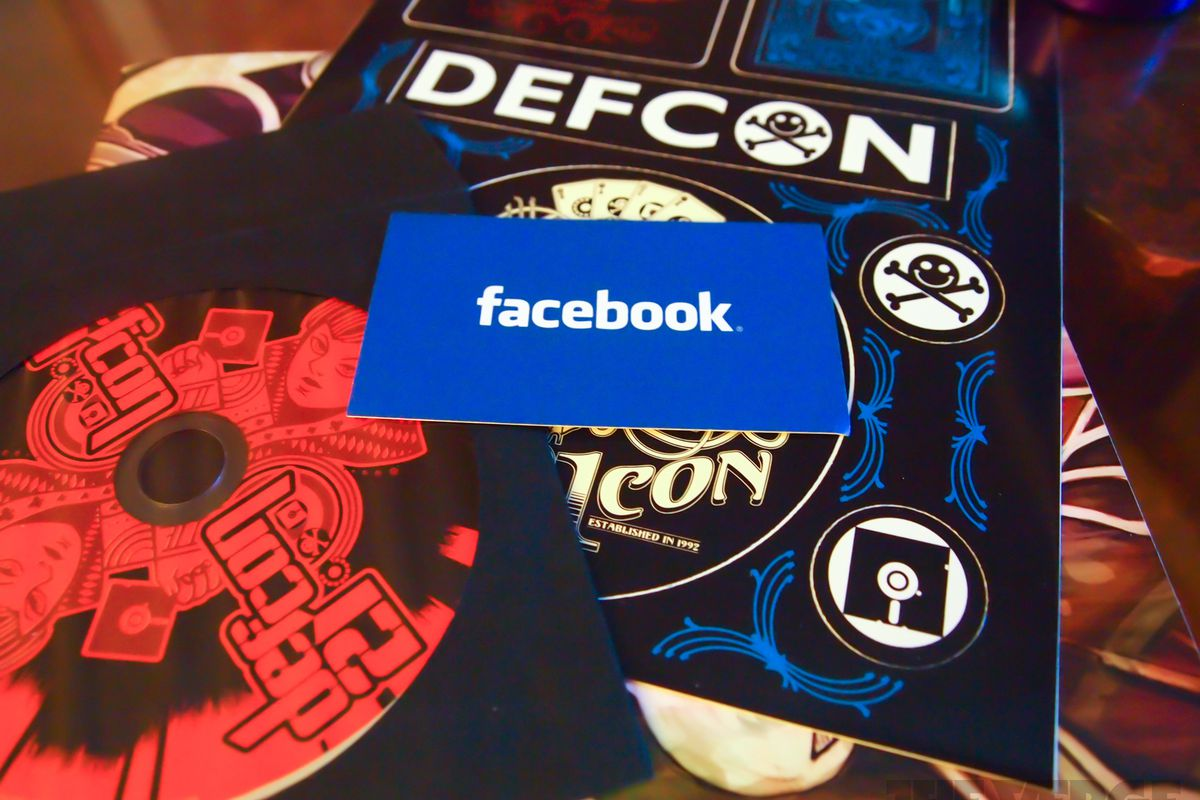 51c4f800b37 What is Facebook doing at a hacker convention in Vegas  - The Verge
