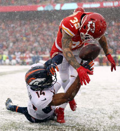 Denver Broncos vKansas City Chiefs