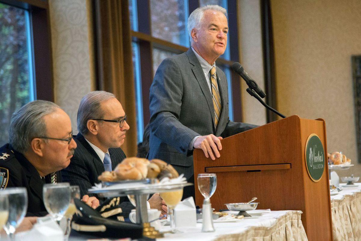 Staten Island District Attorney Michael McMahon may run unopposed