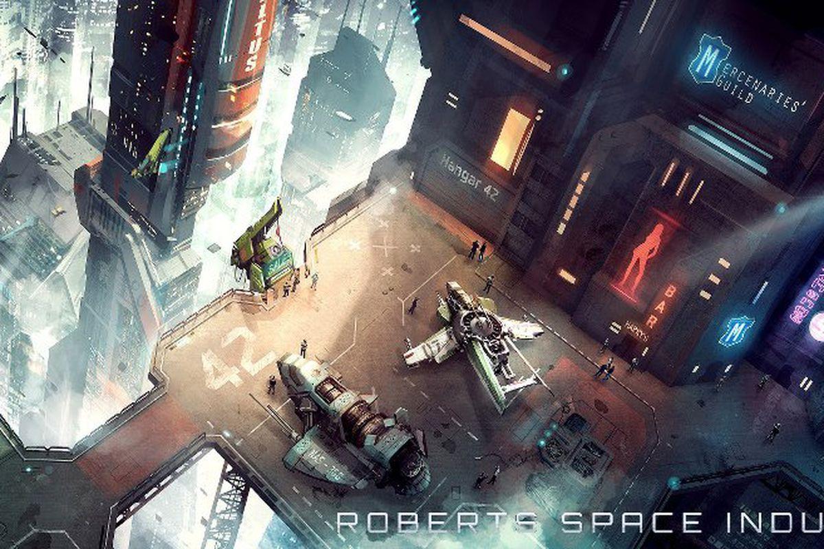 Roberts Space Industries 960
