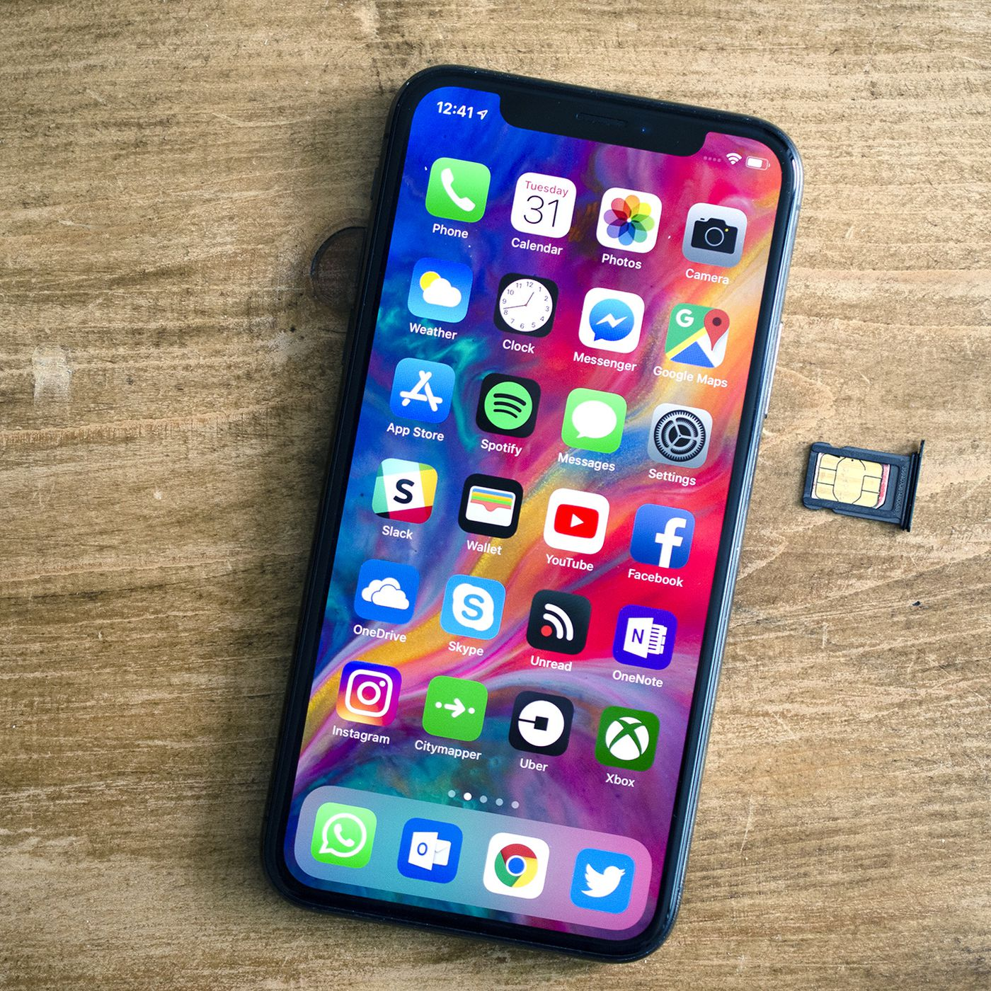 Apple's new iPhones use eSIM technology, but only ten