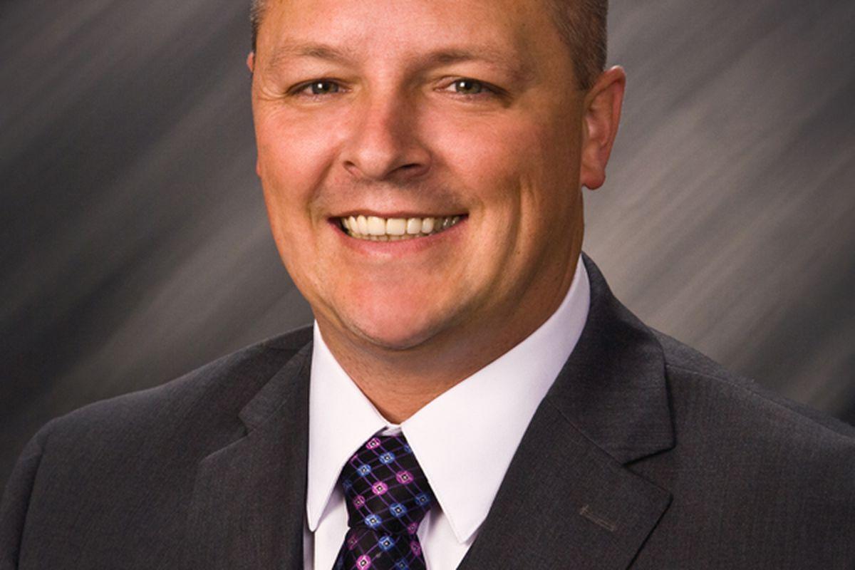 Utah County Commissioner Greg Graves