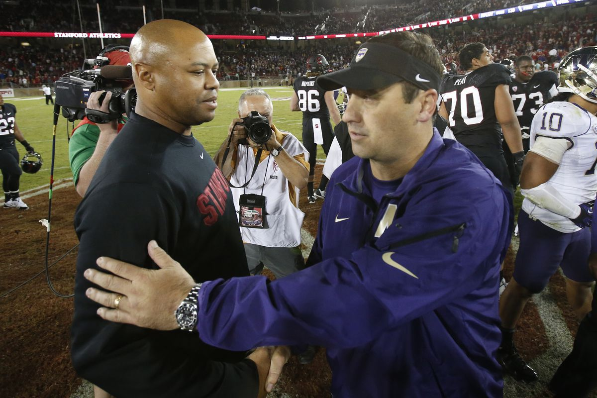 These two coaches got along just fine, in Hawaii that is.