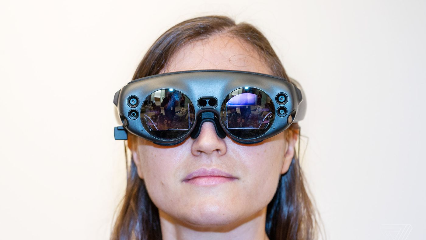 cc662f538810 Magic Leap One Creator Edition preview  a flawed glimpse of mixed reality s  amazing potential - The Verge