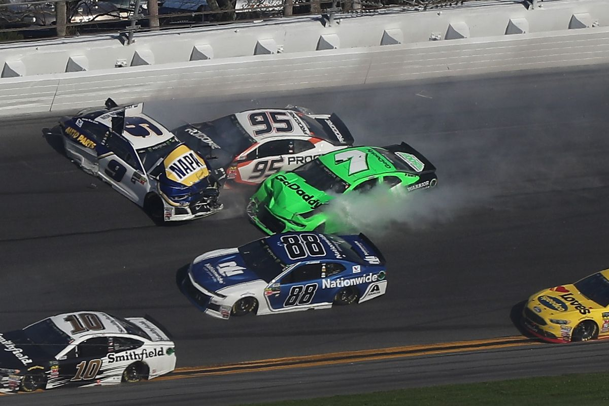 NASCAR ejects 2 Xfinity Series crew chiefs at Daytona