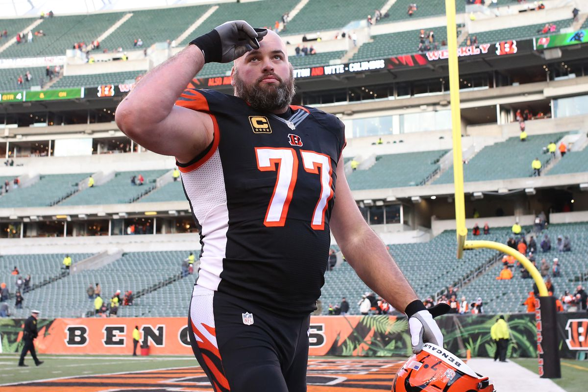 Andrew Whitworth opens up about leaving Bengals why he chose Rams