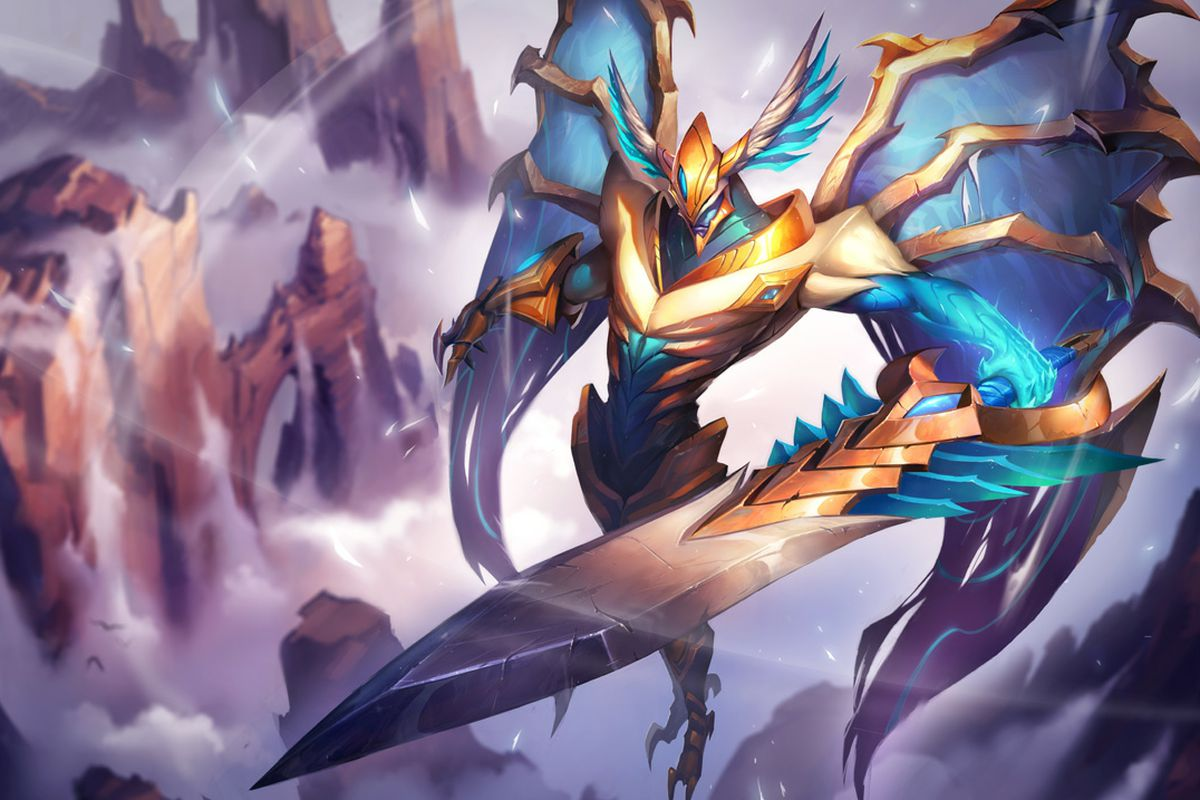 Aatrox Will Be Getting The Biggest Update Riot Has Ever Done The