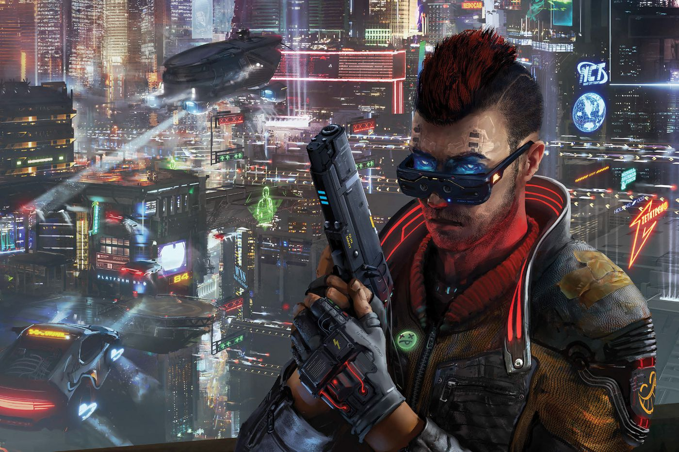 Cyberpunk Red Jumpstart Kit: a pen-and-paper prequel to