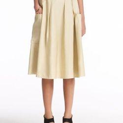 "<a href=""http://www.katespade.com/janis-skirt/NJMU1826,default,pd.html?dwvar_NJMU1826_color=906&start=75&cgid=sample-sale"">Janis Skirt</a>, $119.00 (was $368.00)"