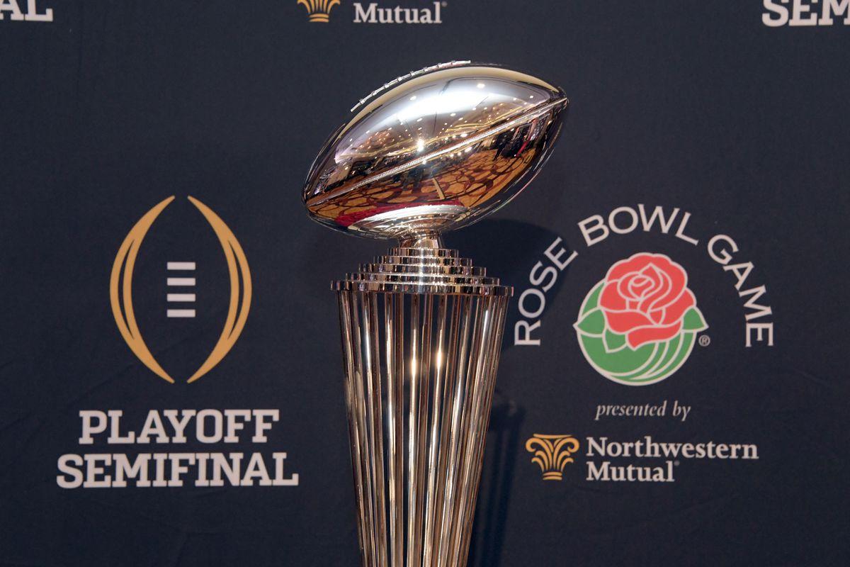 NCAA Football: Rose Bowl-Media Day