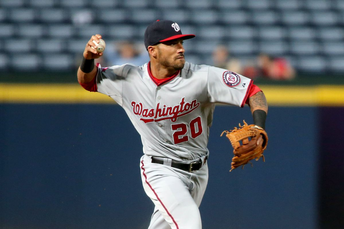 Could Ian Desmond be the Diamondbacks answer at the 2B position?