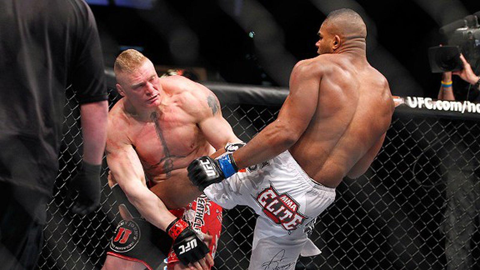 UFC 141 results recap: Brock Lesnar vs Alistair Overeem ...