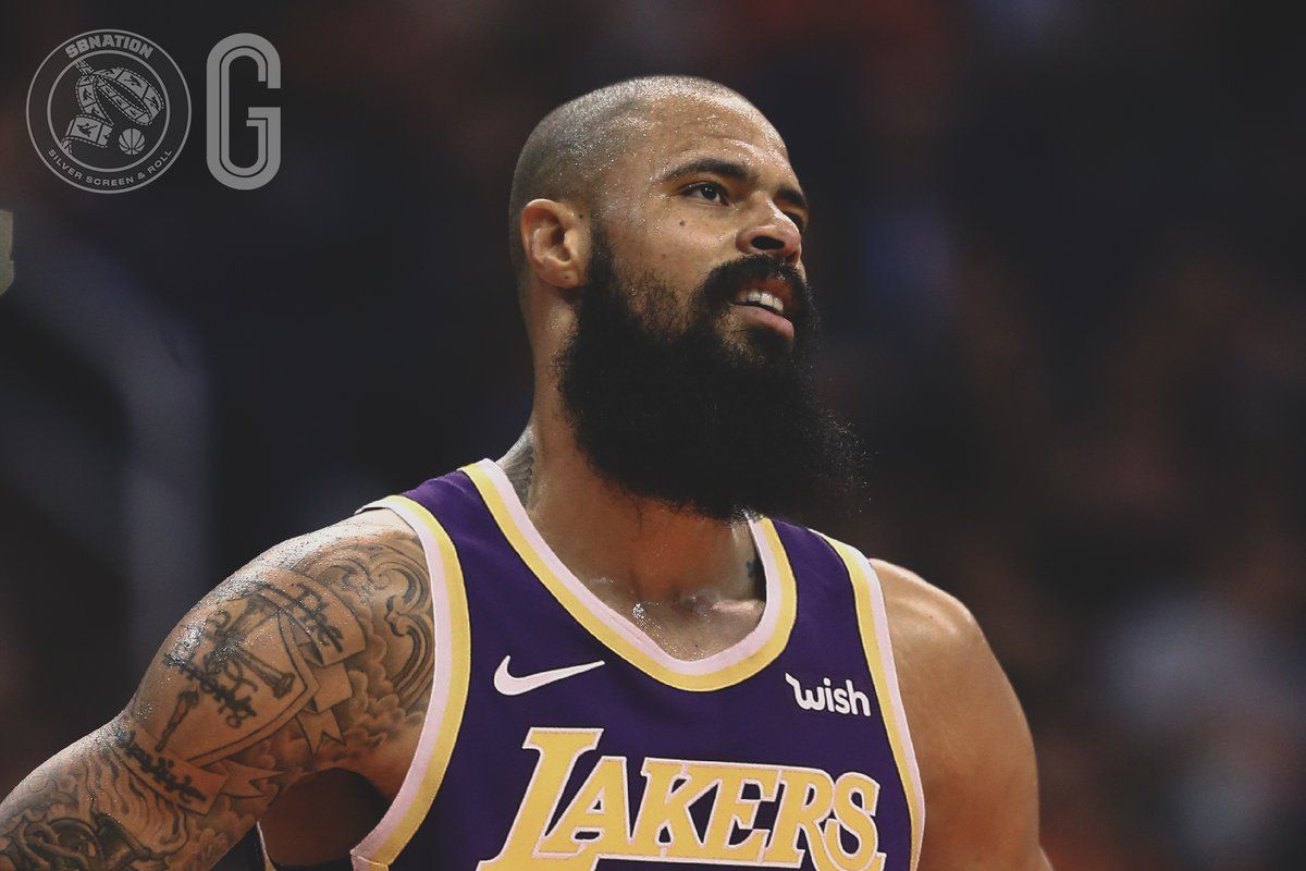 7801d6bd5 Lakers officially sign Tyson Chandler - Silver Screen and Roll