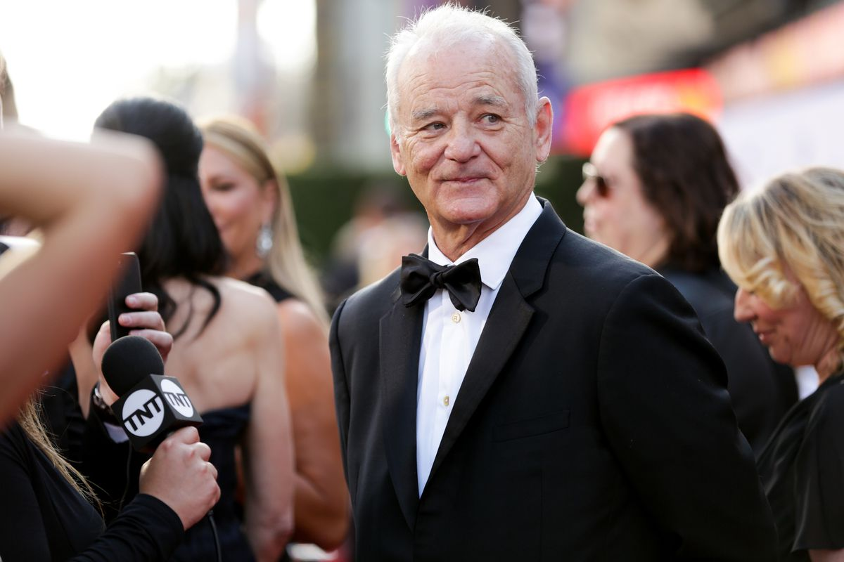 Bill Murray Allegedly Has Altercation With Vineyard Photographer