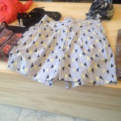 Chinti & Parker shorts, $60