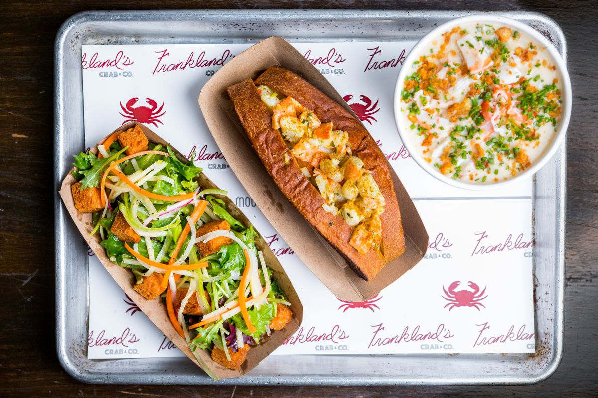 Frankland's Crab & Co. Brings the Entire Ocean to an Encino Strip Mall This Friday - Eater LA