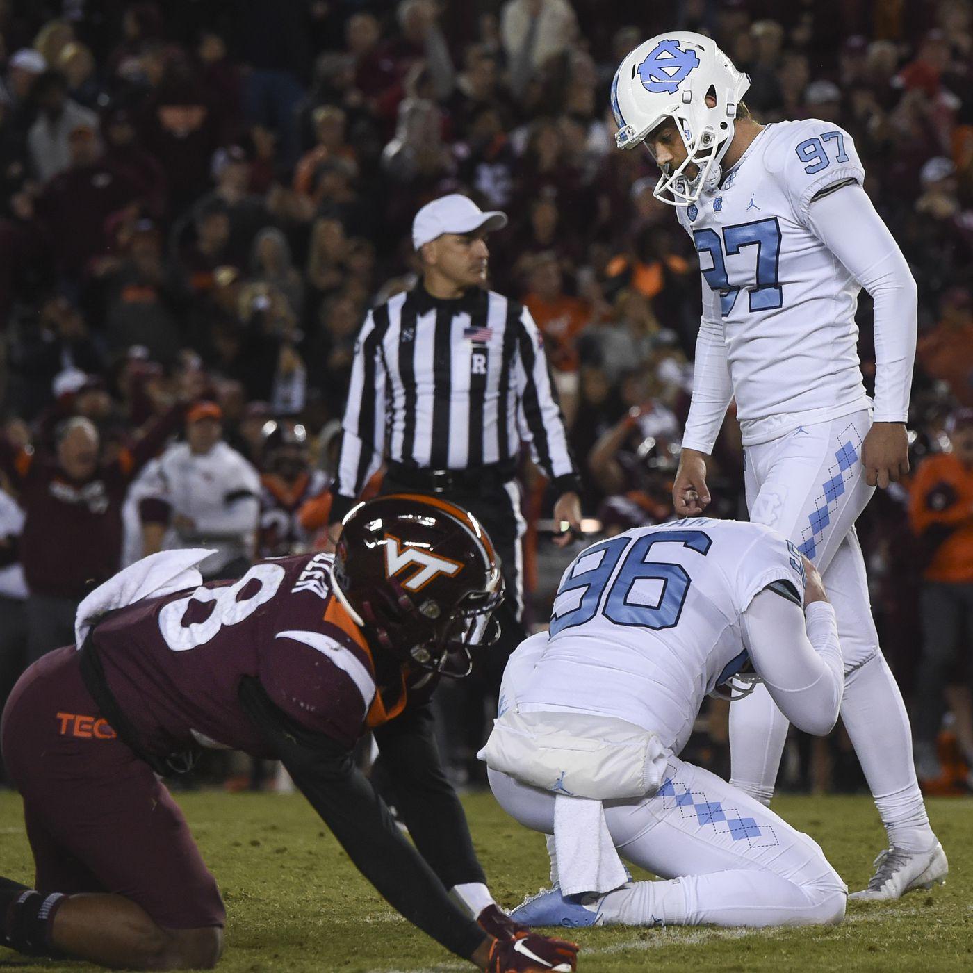 Heartbreak Heels Unc Falls 43 41 To Virginia Tech In 6 Ot Tar Heel Blog
