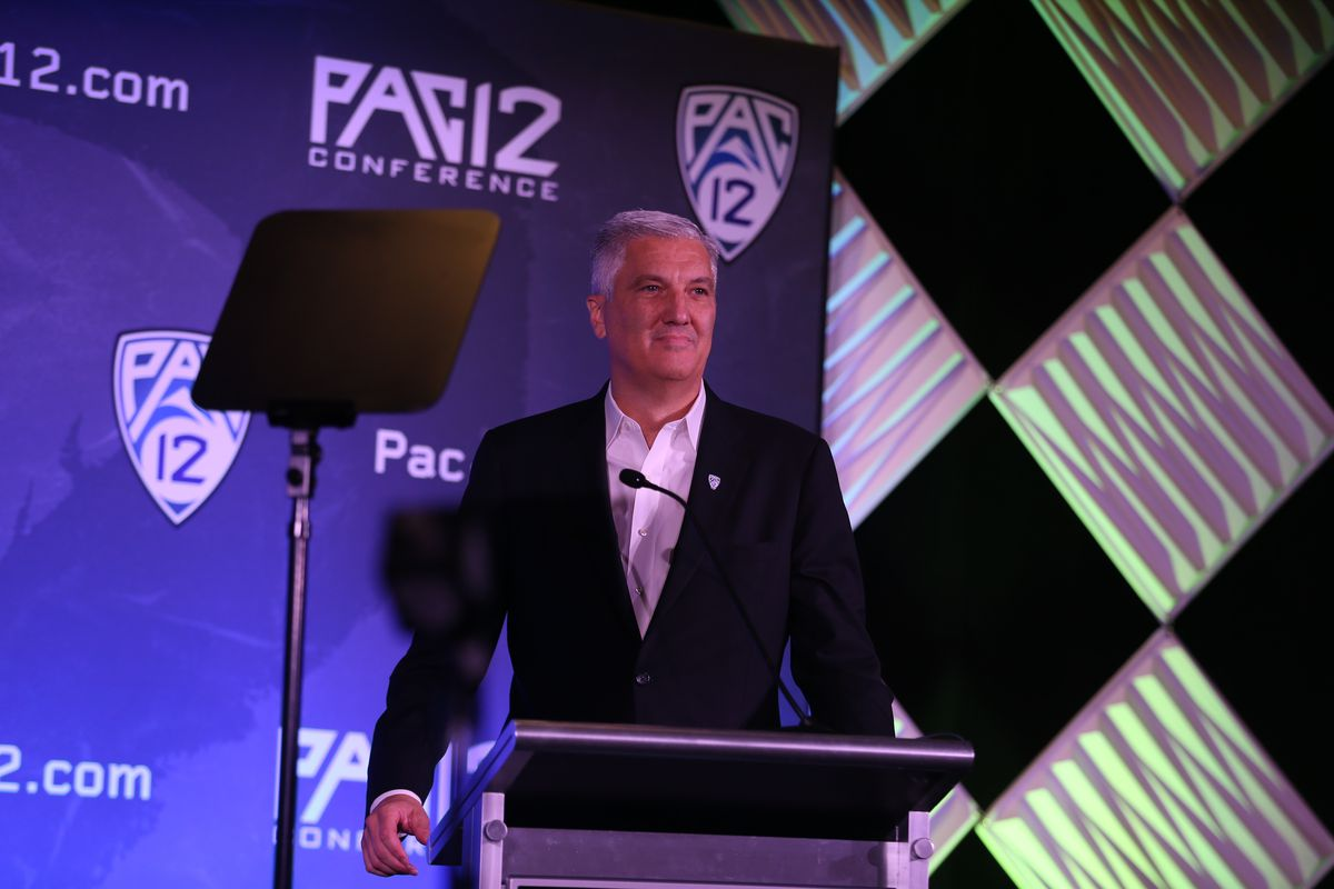COLLEGE FOOTBALL: JUL 27 Pac-12 Media Day