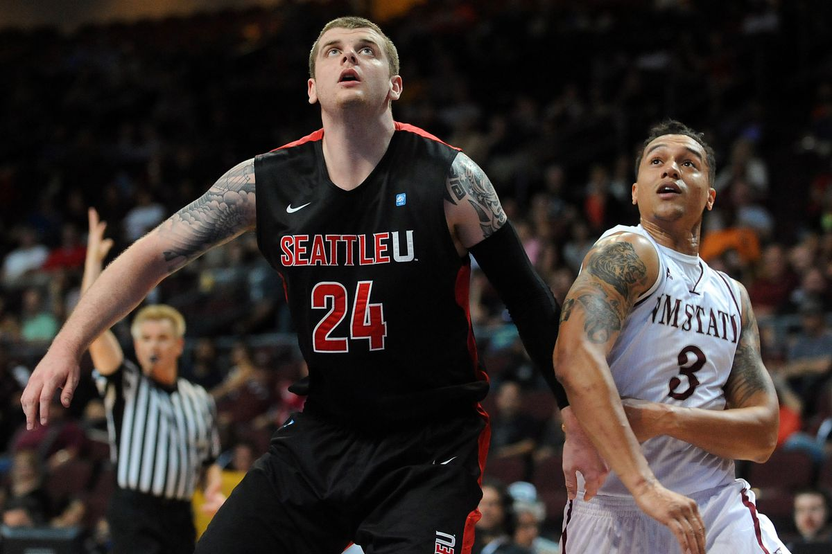 NCAA Basketball: WAC Conference Tournament-New Mexico vs Seattle