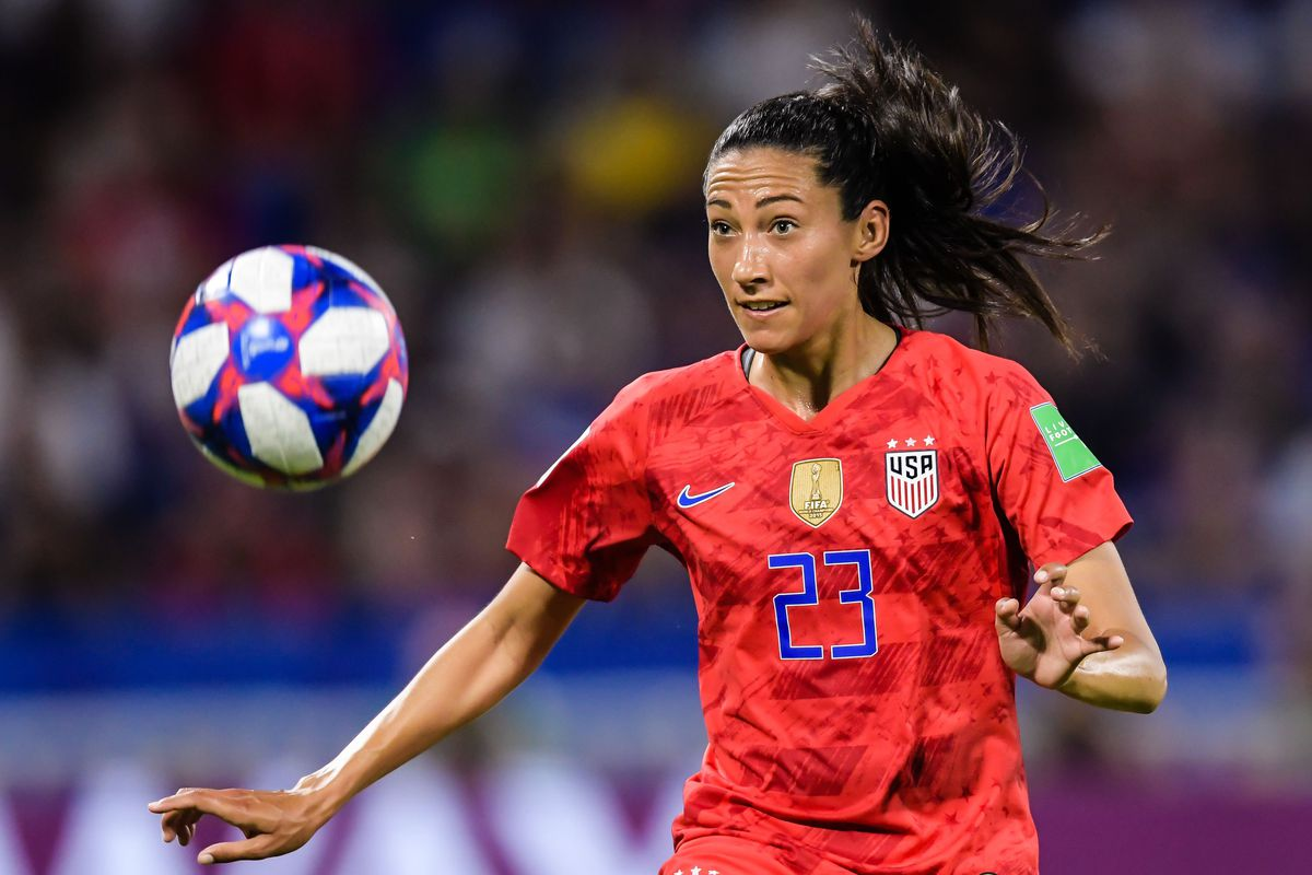 "5e702a901 FIFA Women's World Cup France 2019""Women: England v United States of  America"""