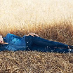 """Image via <a href=""""http://www.agjeans.com/spring-14-campaign/"""">Adriano Goldschmied</a>"""