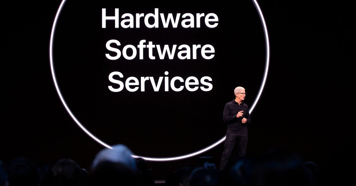 There's only one important question to ask about Apple's future