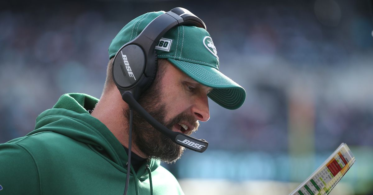 Jets officially eliminated from Playoff contention