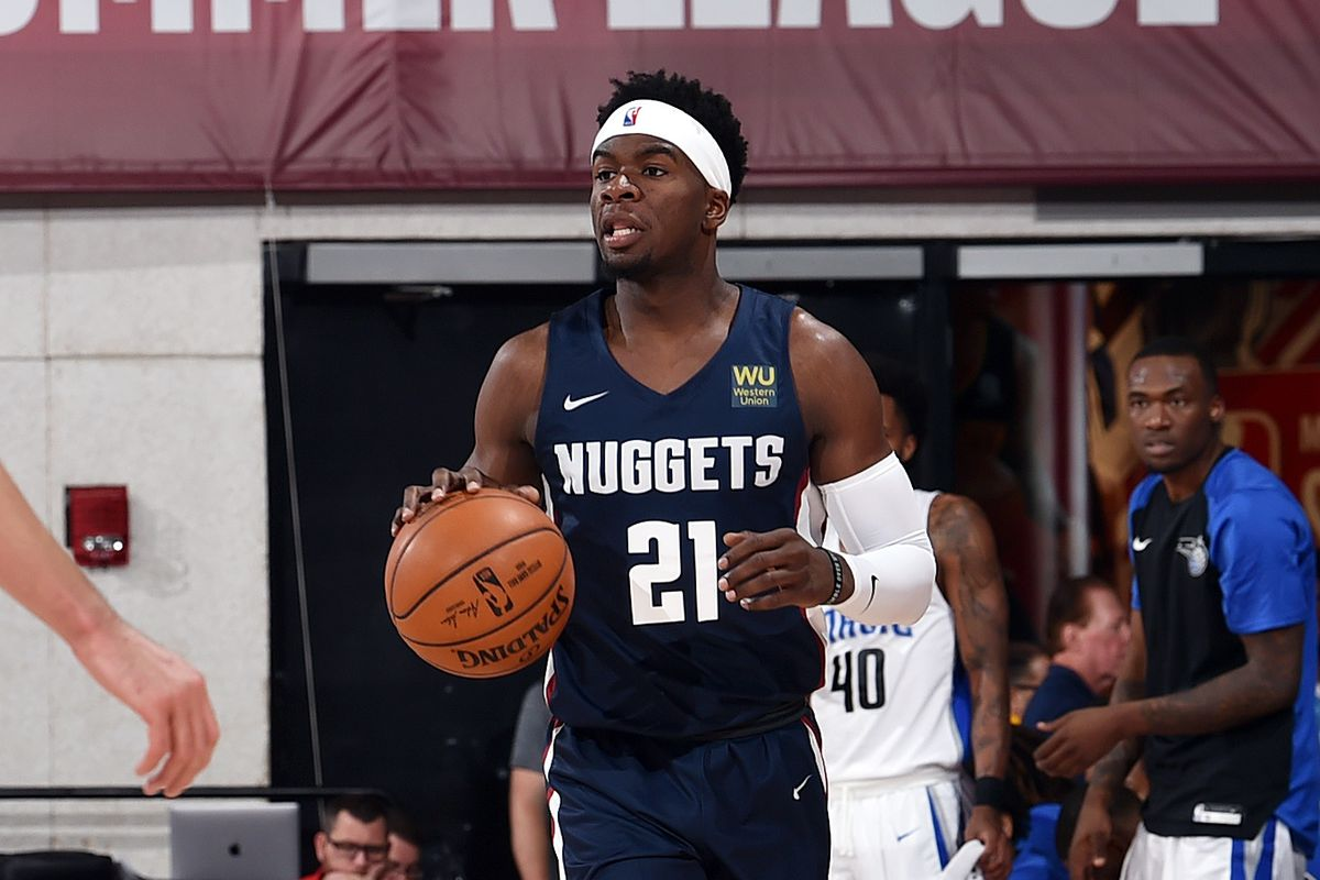 2019 Las Vegas Summer League - Day 3 - Denver Nuggets v Orlando Magic