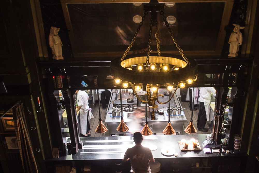 Review: The Breslin, April Bloomfield's Monster Meatery