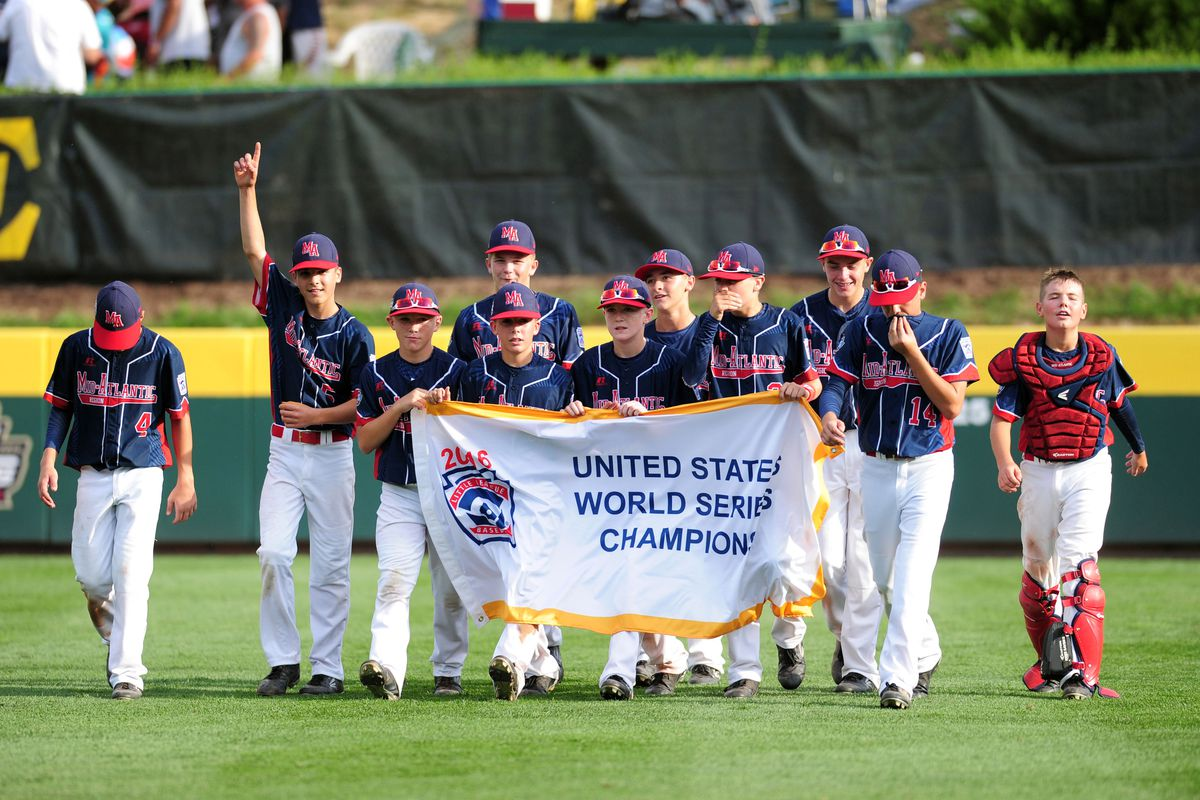 How Old Are Kids In Little League World Series