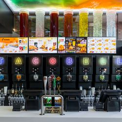 Taco Bell Cantina's Twisted Freezes
