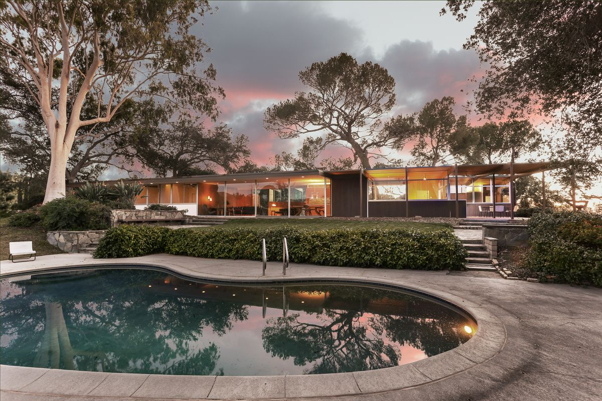 beautifully restored neutra in west covina returns asking $1.8m