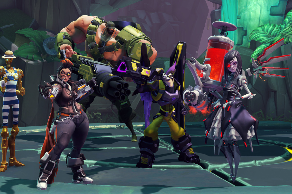 Battleborn's Competitive Multiplayer Is Now Free-To-Play