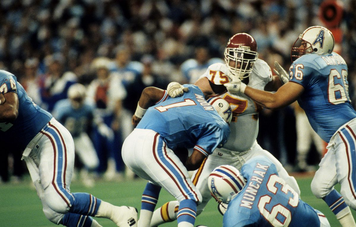 1993 AFC Divisional Playoff Game - Kansas City Chiefs vs Houston Oilers - January 16, 1994