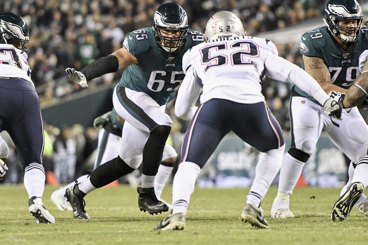 NFL: NOV 17 Patriots at Eagles