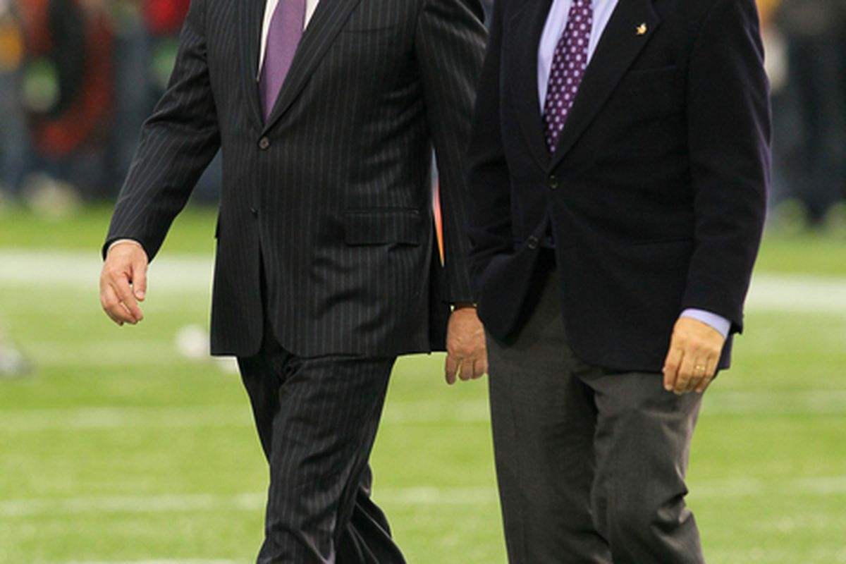 If a stadium deal can't be reached this year, Vikings fans may find that Zygi Wilf's boots were made for walkin' and that's just what they'll do.