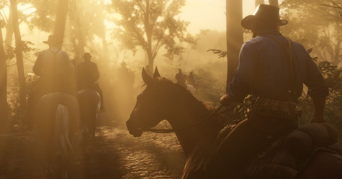 Red Dead Redemption 2 S Labor Controversy Explained Polygon