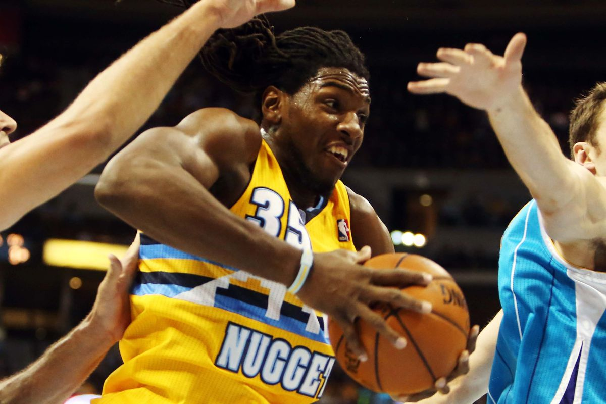 The Raptors may have nightmares about Kenneth Faried tonight