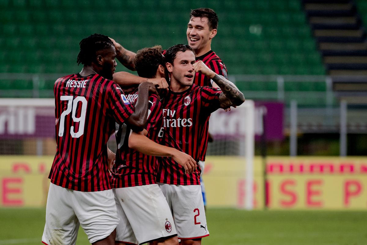 AC Milan Looking To Open Contract Renewal Talks For Key Trio This Season -  The AC Milan Offside