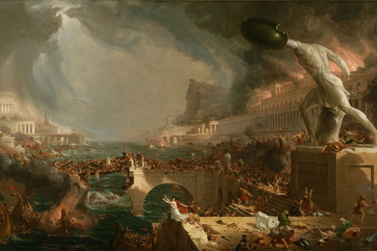 6 ways climate change and disease helped topple the Roman Empire - Vox