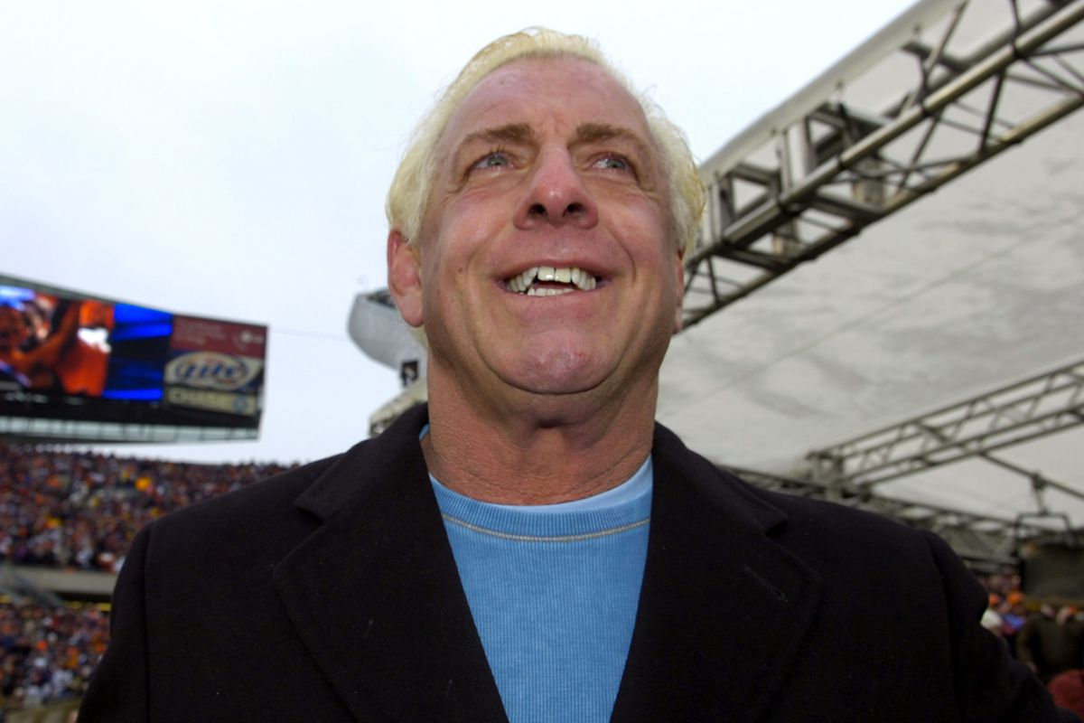 ric flair dating fifi