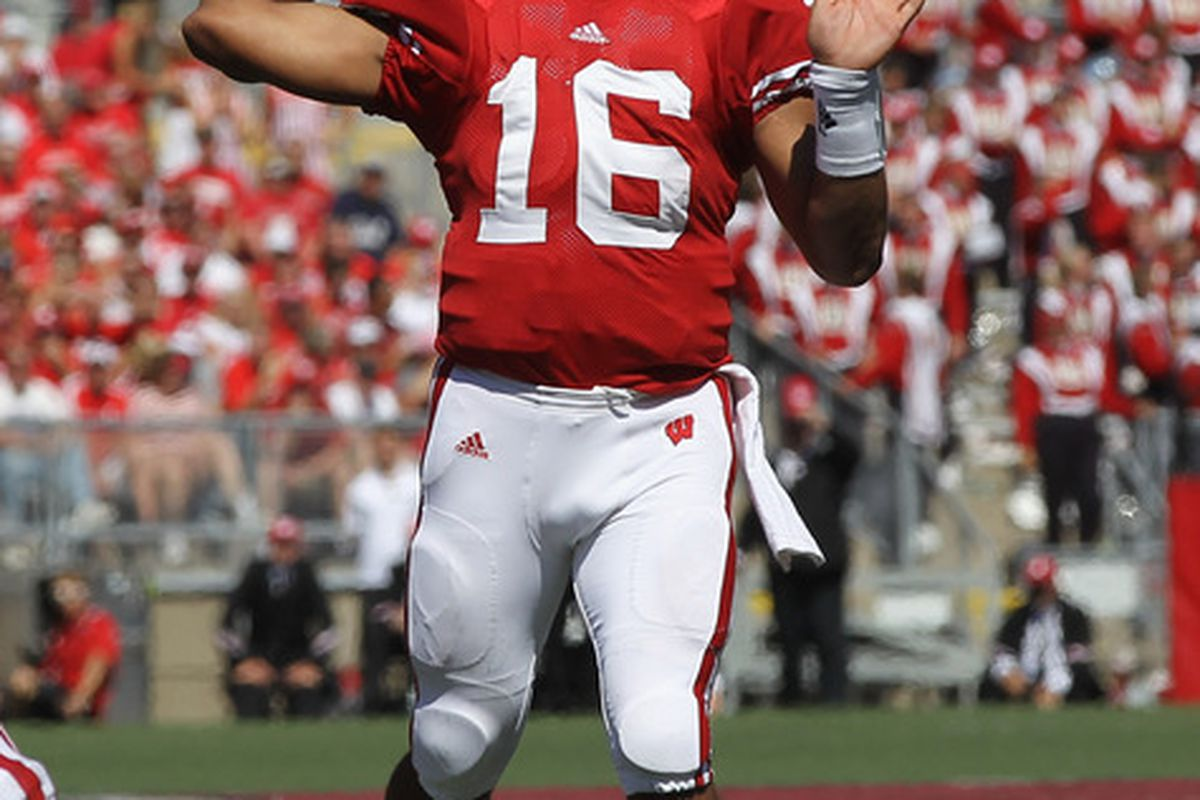 Wisconsin's first Heisman candidate since Ron Dayne?