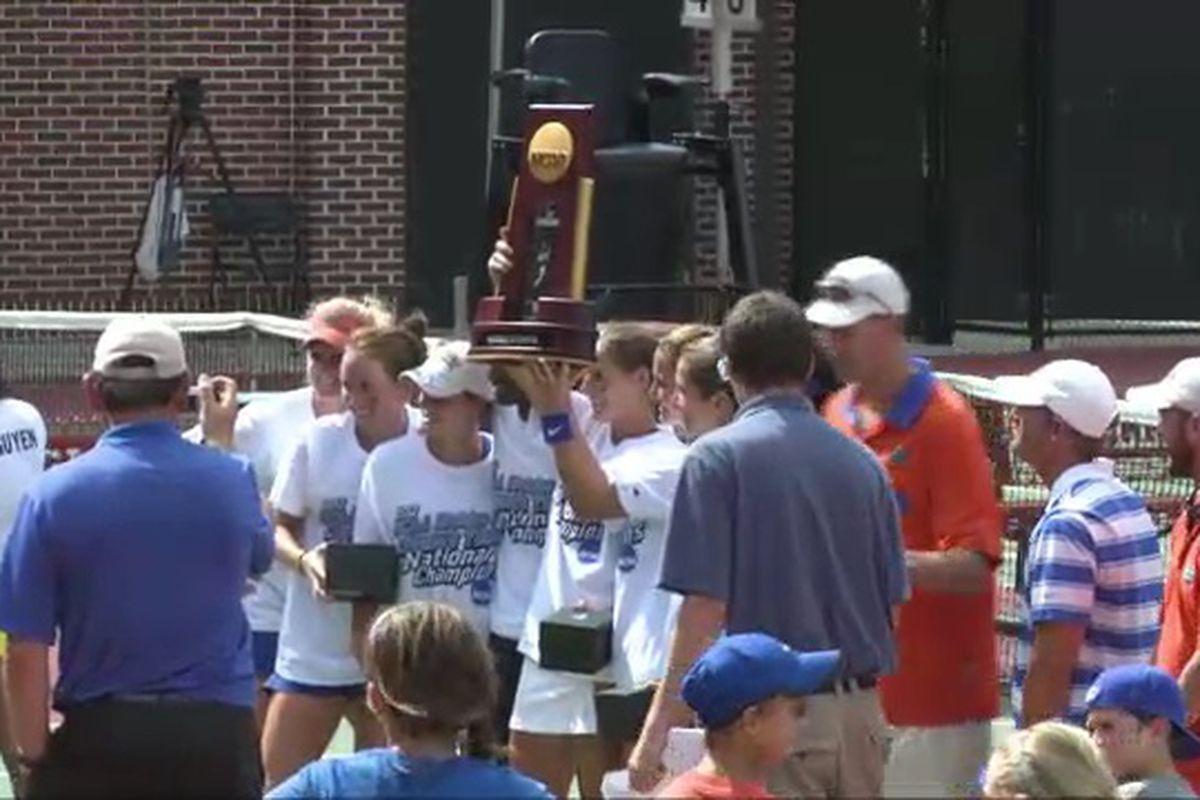 (Via NCAA.com live stream, provided by skigator93.)