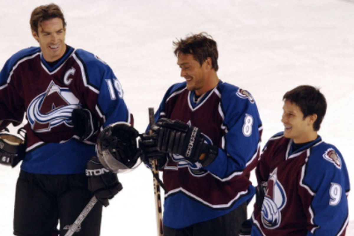 34b44b0eb Best friends from their time with the Anaheim Mighty Ducks, Paul Kariya,  and Teemu Selanne decided in the summer of 2003 that it was time to reunite  and ...