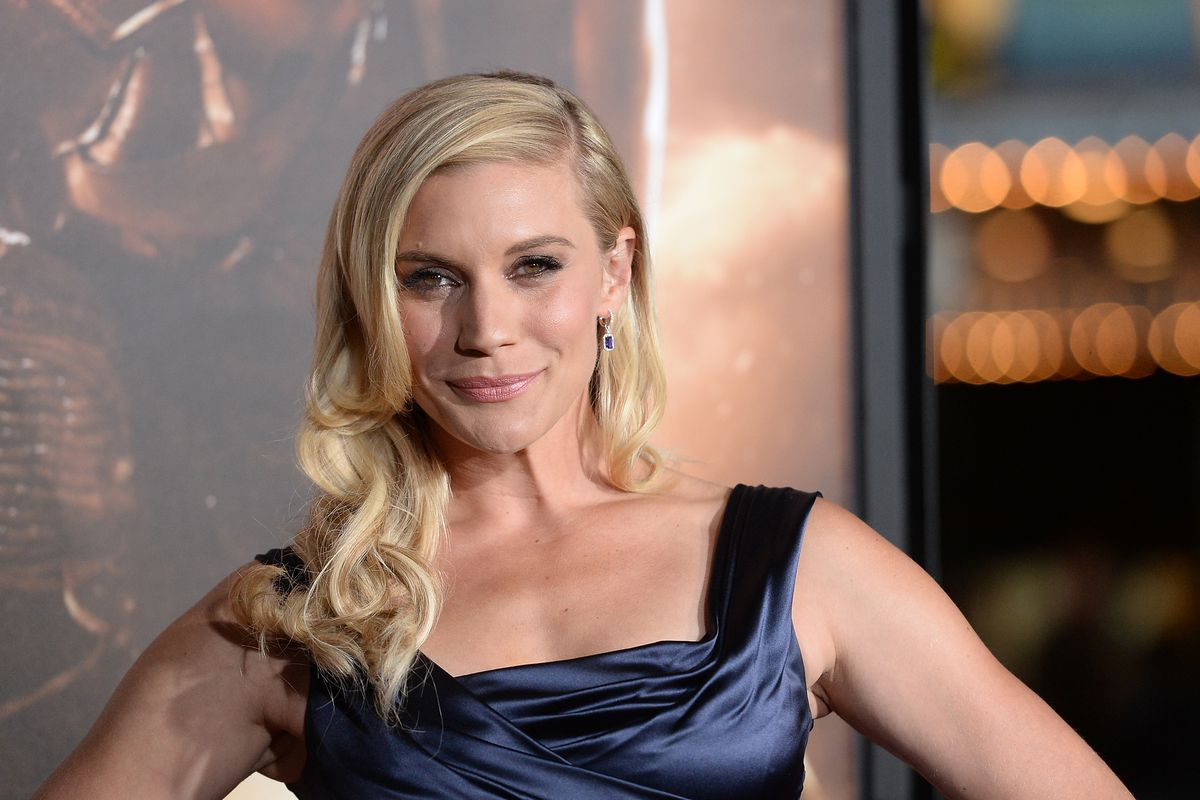Katee Sackhoff is producing and starring in her own sci-fi ...