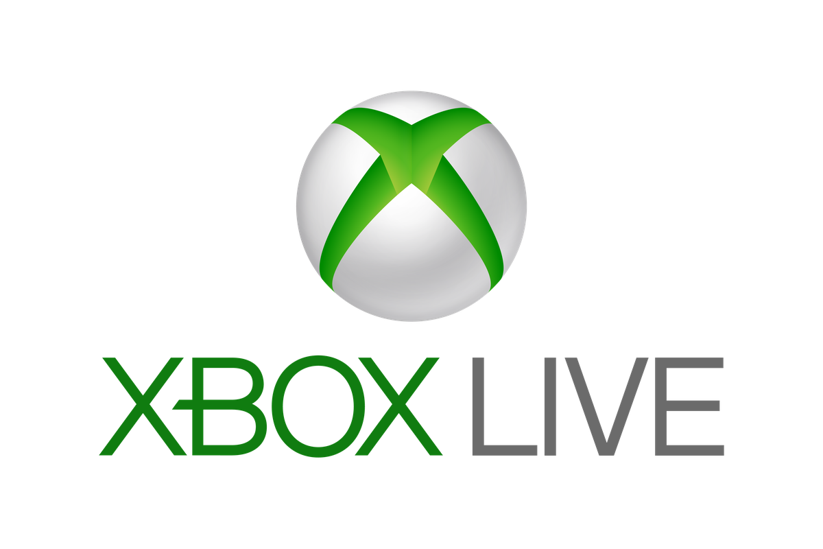 The xbox live logo